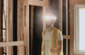 Lumen Hardhat Work Light